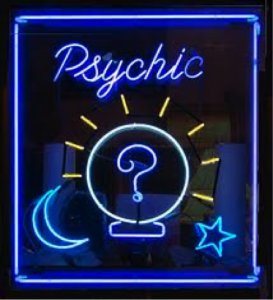 Psychic reading by phone & mail